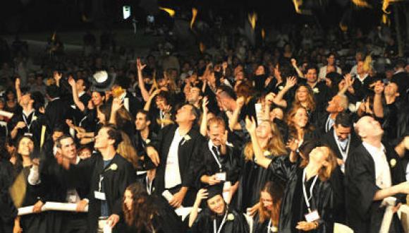 אוניברסיטת תל-אביב, האוניברסיטה המרכזית והמובילה בישראל, מכשירה את דור העתיד המחקרי של מדינת ישראל